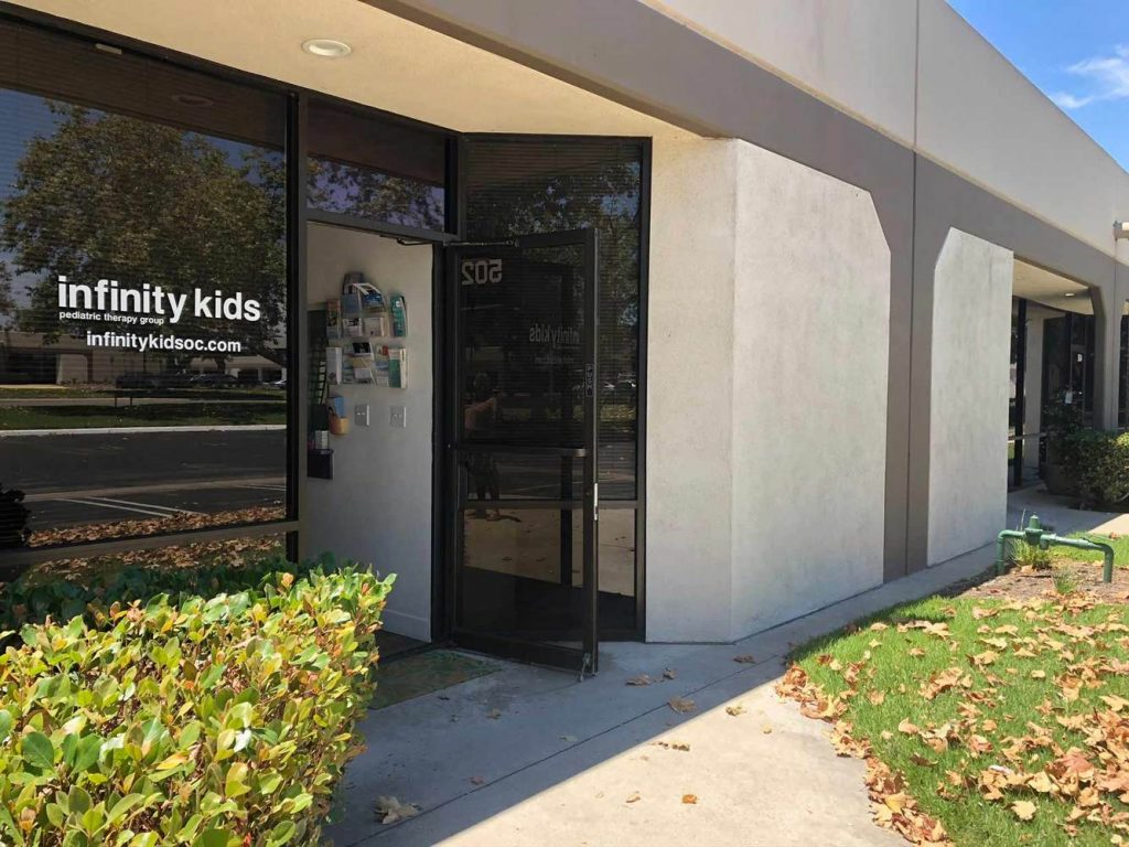 Infinity Kids Lake Forest, CA location
