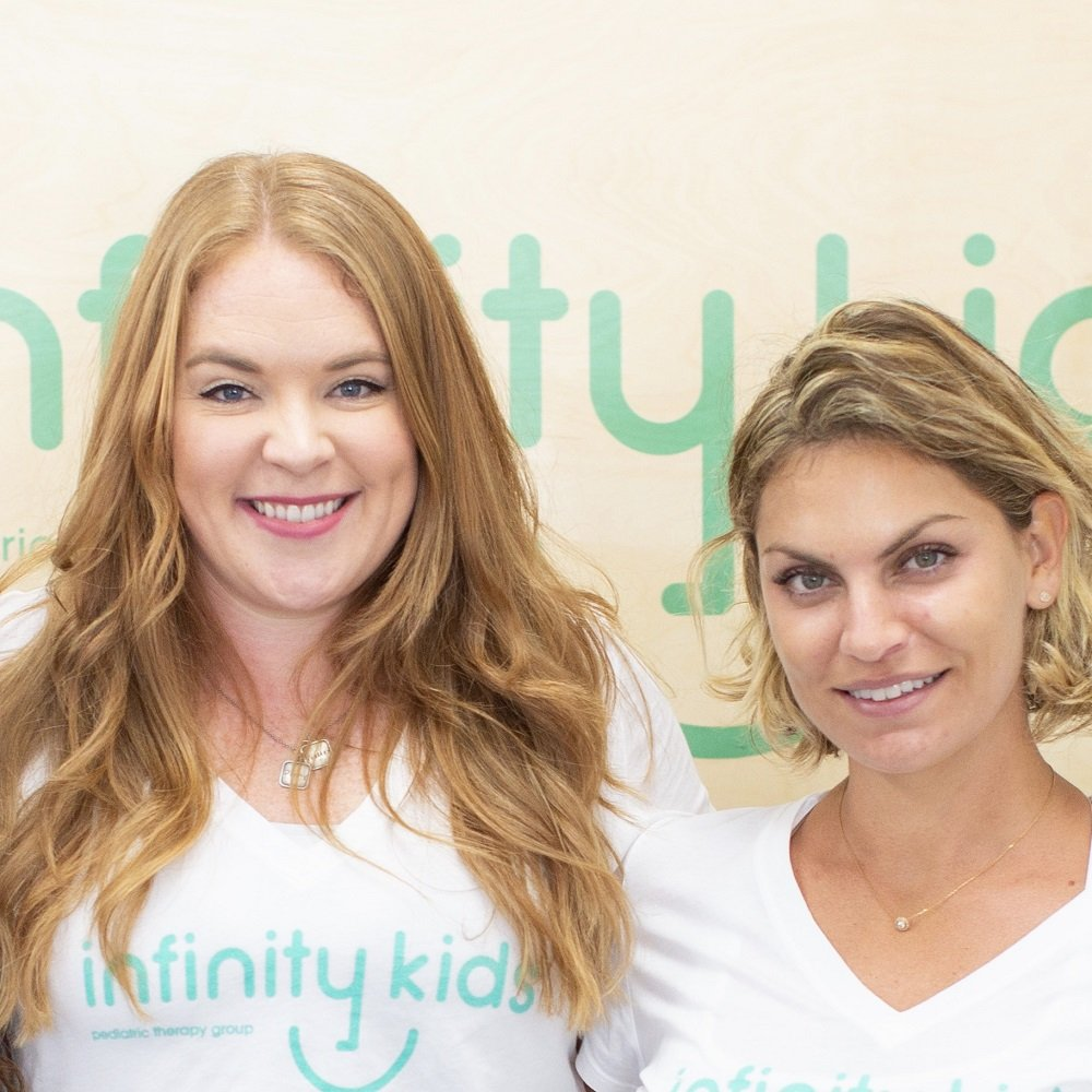 Tala and Amanda of Infinity Kids